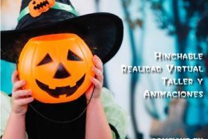 Halloween en Plá Carolinas