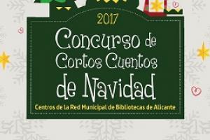 Concurso de Cuentos de Navidad de las Bibliotecas Municipales 2017 - 2018