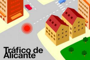 App 'Alicante Tráfico'