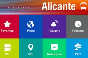 App 'Alicante Bus'