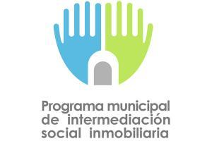 Logo intermediación social inmobiliaria