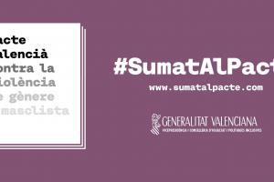 Pacte valencià contra la violència de gènere i masclista