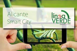 Línea verde Alicante