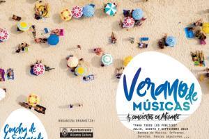 Verano de Músicas en La Concha de la Explanada