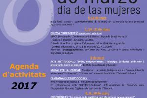 8 de març: Activitats Regidoria Igualtat