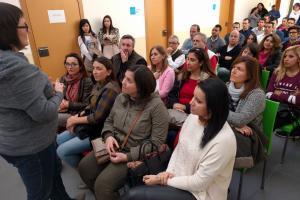 La ALDES mejora la empleabilidad de 105 personas