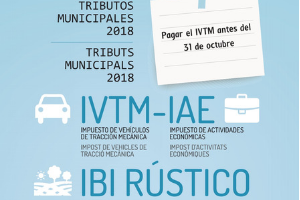 Tributos Municipales IVTM 2018