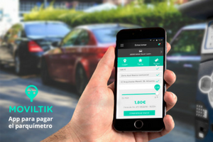 Moviltik: app para pagar la ORA desde el móvil