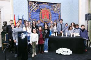 Conmemoración del Día Internacional en Memoria de las Víctimas del Holocausto