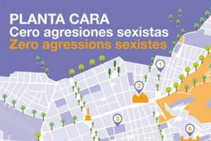 Planta Cara: Cero Agresiones Sexistas