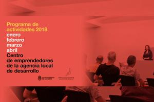 Centro de Emprendedores de Alicante Enero-Abril 2018