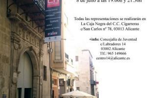 Clausura Escuela de Teatro Centro 14 Curso 2016-17