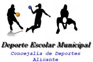 Web Deporte Escolar Municipal