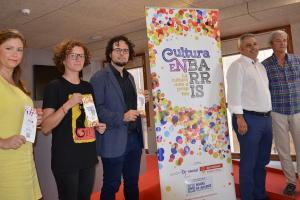 Presentación Cultura en Barrios