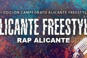 Imagen del campeonato de rap