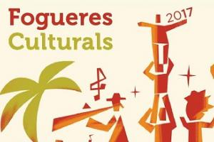 Fogueres Culturals. Banner