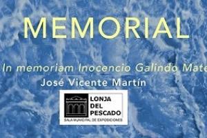 Banner de Memorial, exposición en la Lonja