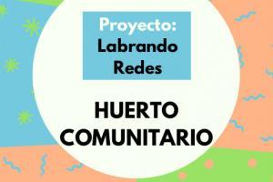Huerto Comunitario Centro Social Comunitario Felicidad Sánchez