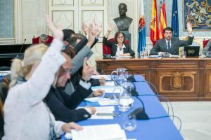 Primer_Pleno_Luis_Barcala_Alcalde