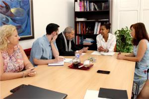 Reunión Concejalía de Acción Social