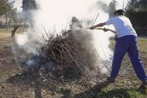 Autorizaciones de quemas agrícolas