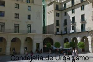 Traslado Concejalía Urbanismo