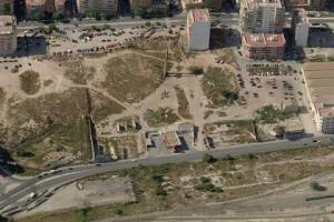 Reurbanización de la avenida Isla de Corfú