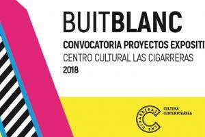 Buitblanc. Convocatoria exposiciones Cigarreras