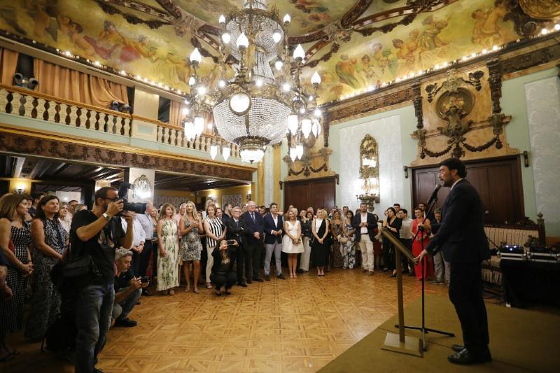 El Alcalde Anima A Respaldar El Nuevo Proyecto Del Real Liceo Casino De Alicante Ayuntamiento De Alicante