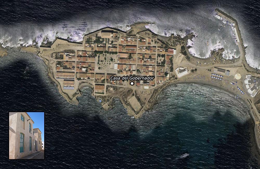 Patrimonio cultural y natural de nueva tabarca la vida en l 39 illa ayuntamiento de alicante - Casa en tabarca ...