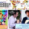 Actividades Aula Abierta, Anem a la Biblio y Cultura en Barrios, abril 2019
