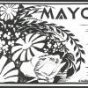 Mayo. Dibujo de Gastón Castelló