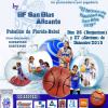 Competición de mini - basket