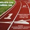 Carrera 3KM Santa Rita 2016