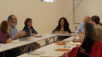 Las concejalas de Coordinación de Proyectos y de Acción Social se reúnen con el Secretario Autonómico de Inclusión e Igualdad para definir los programas de acción social en el marco de la EDUSI Alicante