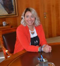 La concejala de Sanidad y Protección animal, Marisa Gayo