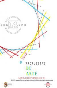 """XXII Concurso de Arte """"Propuestas"""""""