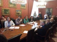 Mesa de contratación licitación electrónica