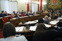Sesión del plenos del 20 de octubre