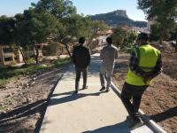 El Ayuntamiento recupera el Monte Tossal como uno de los grandes pulmones verdes
