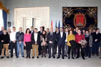 """Recepción de las veinticinco empresas interesadas en el proyecto """"Alicante se mueve: Being Smart"""""""