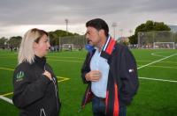 El Ayuntamiento destina cerca de 600.000 euros a la mejora de instalaciones deportivas en zonas verdes de la ciudad
