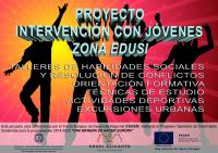 El Ayuntamiento pone en marcha la segunda fase del Proyecto de Intervención Social con Jóvenes EDUSI