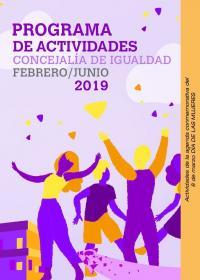 Actividades igualdad 2019