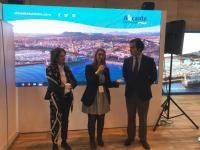 Mari Carmen de España en Fitur el turismo náutico