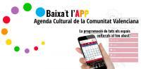 Agenda Cultural Valenciana para dispositivos móviles