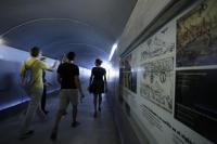 Imagen del túnel del ascensor