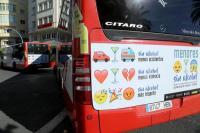 Refuerzo Autobuses