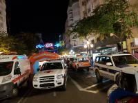 Un Puesto de Mando Preventivo en la Rambla de Méndez Núñez y tres carpas, con puntos de asistencia sanitaria, cubrirán en Alicante el sábado ramblero.