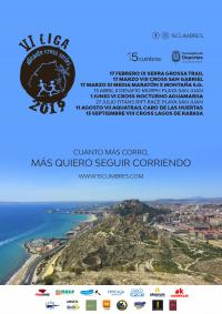 VI Liga Alicante Cross Series